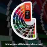 Uno strumento di lavoro fondamentale per ogni colorificio la cartella
