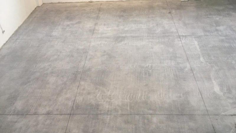 Ripristino Pavimentazione in cemento del Forno San Vigilio a Costermano