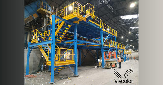 VIVEPOX FONDO TIXO HYBRID La struttura e stata prima preparata