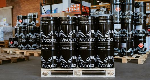 Vivcolor ha aggiornato i suoi orari di lavoro